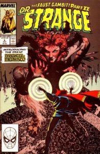 Doctor Strange, Sorcerer Supreme #6 (1989)