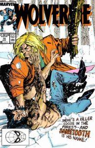 Wolverine #10 (1989)