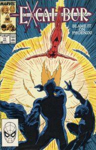 Excalibur #11 (1989)