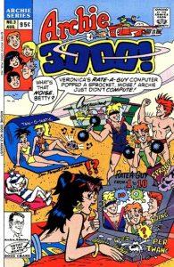 Archie 3000 #3 (1989)