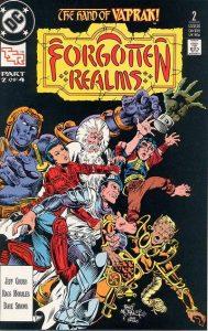 Forgotten Realms #2 (1989)