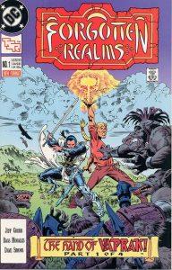 Forgotten Realms #1 (1989)