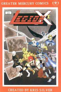 Legion X-1 #1 (1989)