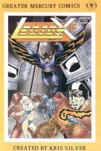 Legion X-2 #1 (1989)
