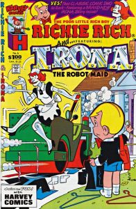 Richie Rich and [...] #6 (1989)