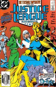 Justice League America #31 (1989)