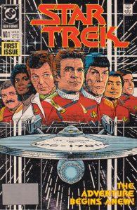Star Trek #1 (1989)