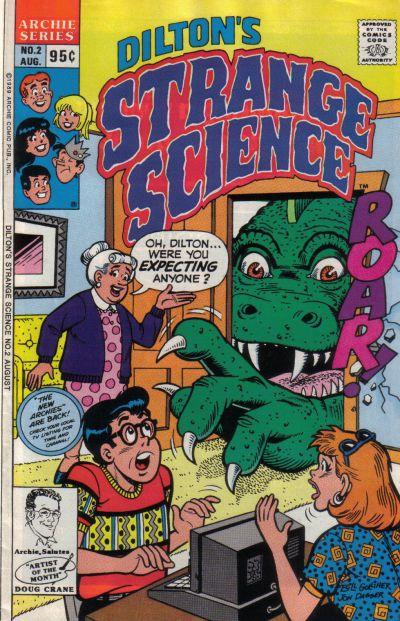 Dilton's Strange Science #2 (1989)