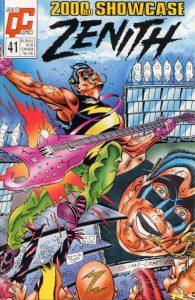 2000 A. D. Showcase #41 (1989)
