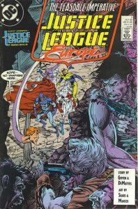 Justice League Europe #7 (1989)