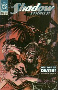 The Shadow Strikes! #2 (1989)