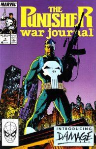 The Punisher War Journal #8 (1989)