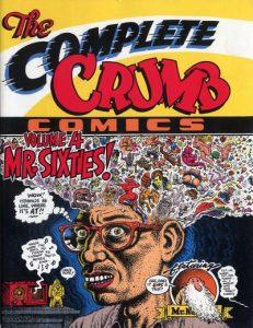 The Complete Crumb Comics #4 (1989)
