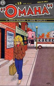 Omaha the Cat Dancer #13 (1989)