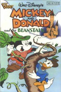 Walt Disney's Mickey and Donald #16 (1989)