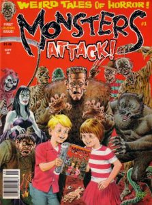 Monsters Attack #1 (1989)