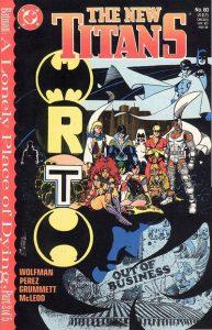 The New Titans #60 (1989)