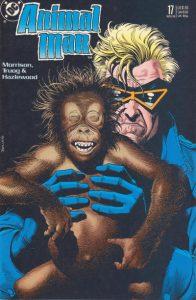 Animal Man #17 (1989)