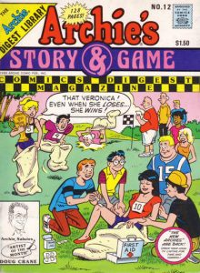 Archie's Story & Game Digest Magazine #12 (1989)