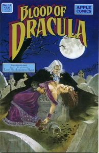 Blood of Dracula #14 (1989)