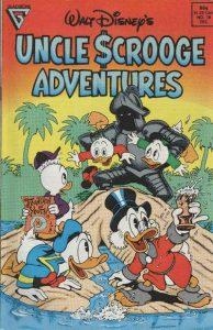 Walt Disney's Uncle Scrooge Adventures #18 (1989)