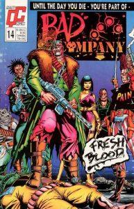 Bad Company #14 (1989)