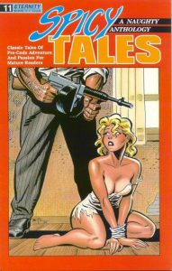 Spicy Tales #11 (1989)