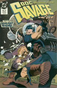 Doc Savage #14 (1989)