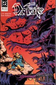 Doctor Fate #11 (1989)