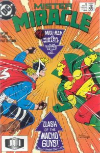 Mister Miracle #10 (1989)