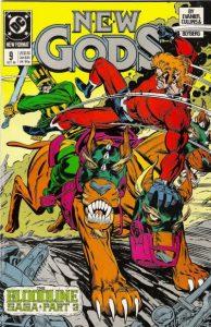 New Gods #9 (1989)