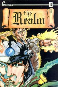 The Realm #17 (1989)