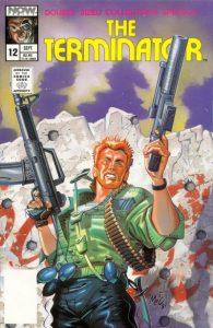 The Terminator #12 (1989)