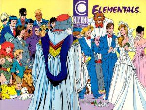 Elementals #7 (1989)