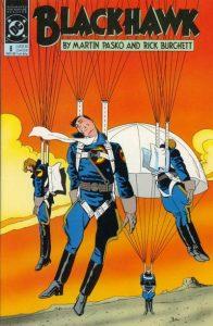 Blackhawk #8 (1989)