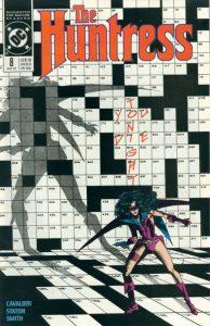 The Huntress #8 (1989)
