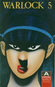 Warlock 5 Book II #4 (1989)