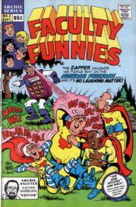 Faculty Funnies #2 (1989)