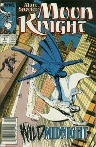 Marc Spector: Moon Knight #4 (1989)