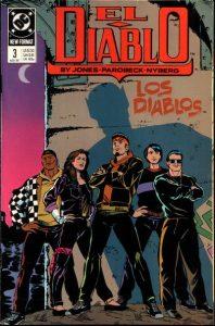 El Diablo #3 (1989)