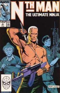 Nth Man the Ultimate Ninja #2 (1989)