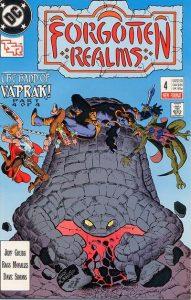 Forgotten Realms #4 (1989)