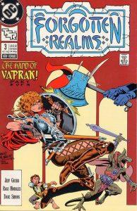 Forgotten Realms #3 (1989)