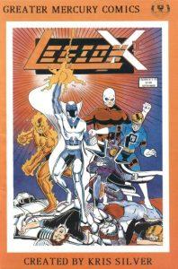 Legion X-1 #2 (1989)