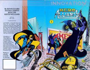 Hero Alliance #1 (1989)