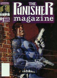 The Punisher Magazine #1 (1989)