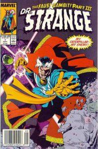 Doctor Strange, Sorcerer Supreme #7 (1989)