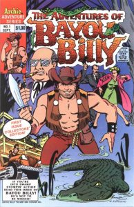 The Adventures of Bayou Billy #1 (1989)