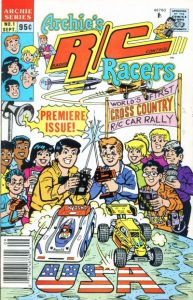 Archie's R/C Racers #1 (1989)