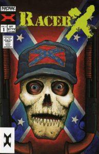 Racer X #1 (1989)